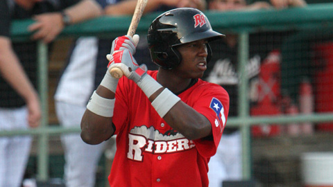 Jurickson Profar signed with Texas as a non-drafted free agent in 2009.