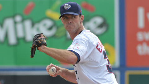 Scott Elarton is holding opponents to a .217 batting average in 2012.